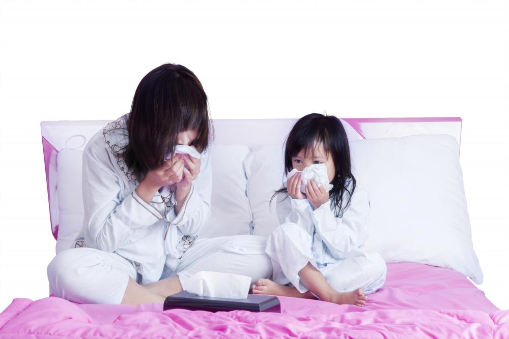 Nguyên nhân gây nhiễm khuẩn hô hấp ở trẻ nhỏ