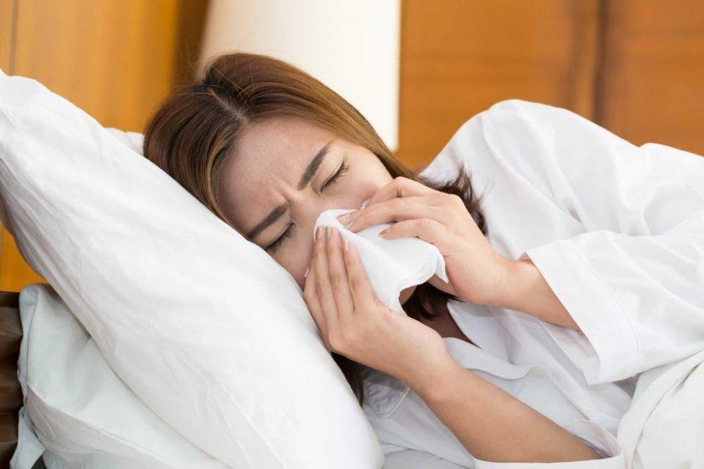 Bệnh hen suyển có thể do dị ứng gây ra