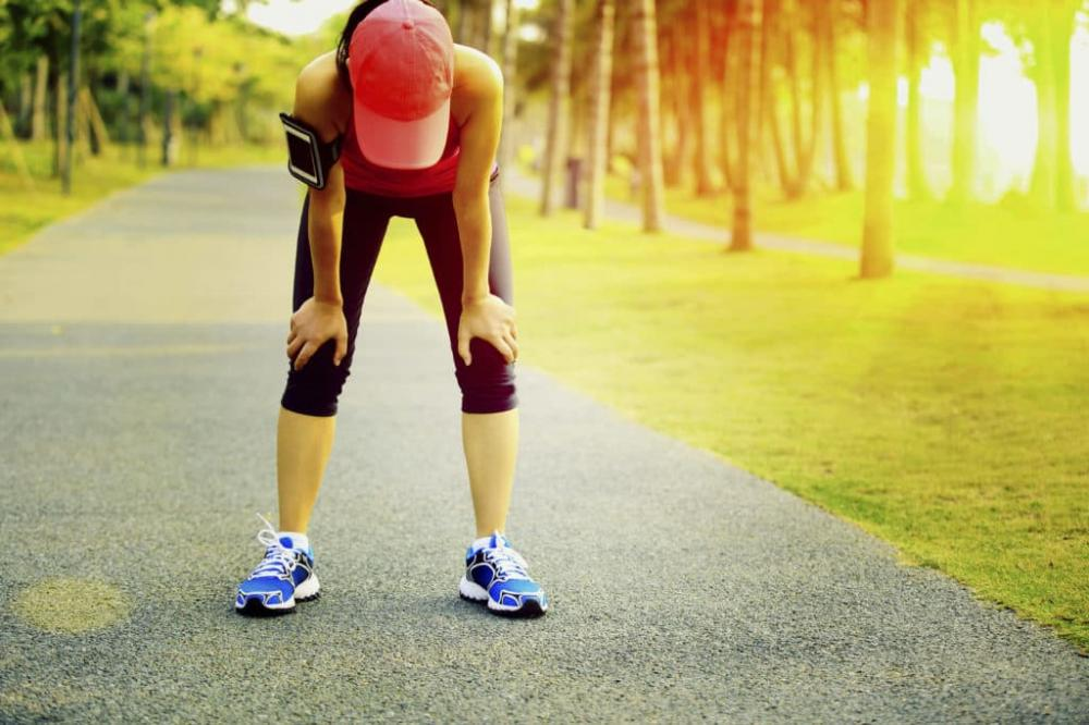 Bạn phải làm gì khi hay bị khó thở lúc luyện tập