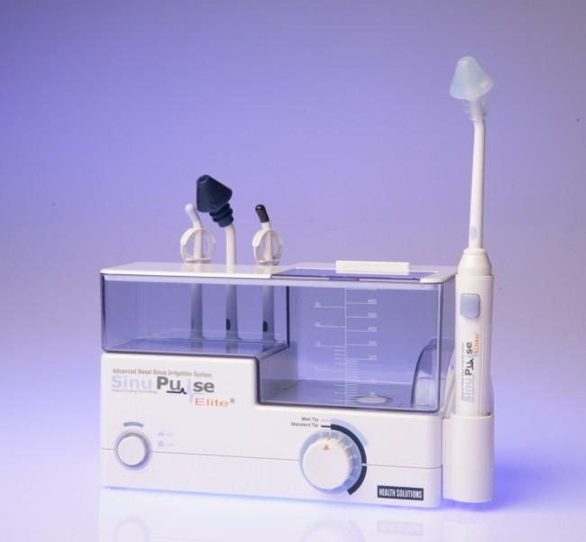 Tìm mua máy vệ sinh mũi Sinupulse Elite trị bệnh viêm xoang cho trẻ nhỏ tại Tân Bình